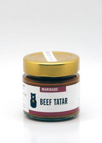 Beef Tatar Marinade Premium Qualität