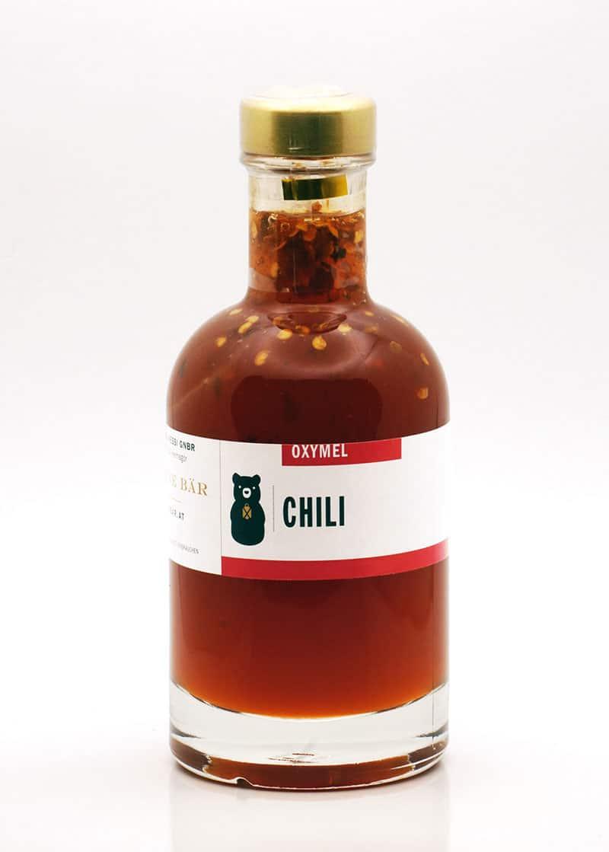 Chili Oxymel
