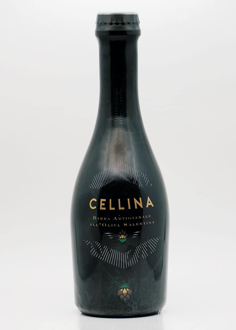 Cellina Olivenbier