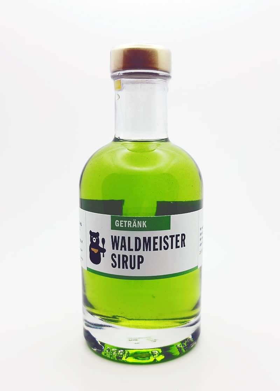 Waldmeistersirup